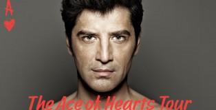 SAKIS ROUVAS_THE ACE OF HEARTS TOUR