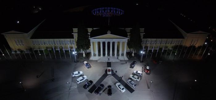"""Με εντυπωσιακή επιτυχία ολοκληρώθηκε η πρωτοποριακή έκθεση The Mercedes-Benz """"Circle of Art"""" Exhibition"""